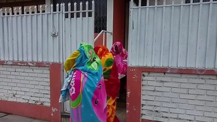 Intervienen prostíbulo ubicado cerca de colegio