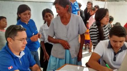 Piura: cinco mil personas beneficiadas con campaña de desparasitación