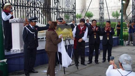 Presentan programa de festejos por el 476 Aniversario de Arequipa