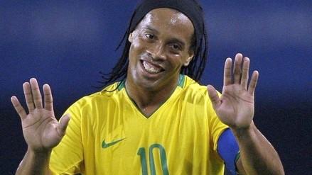 Ronaldinho Gaucho quiere ver a Brasil campeón en los JJOO Río 2016