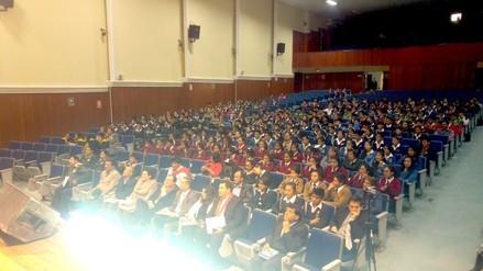 Con éxito se desarrolló primer congreso regional de fiscales escolares 2016