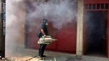 Reportan 4 mil 800 casos de dengue en La Libertad
