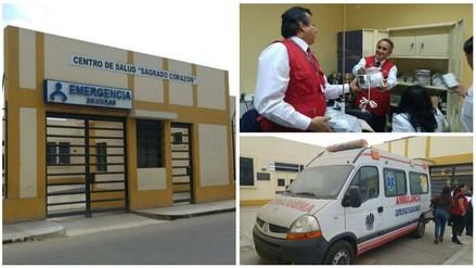Trujillo: detectan centro de salud abandonado hace dos años en Los Granados