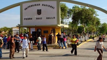 Ordenan cese de prisión preventiva a favor de docente de la UNPRG