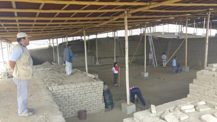 Inician investigaciones en el Complejo Arqueológico Chotuna Chornancap