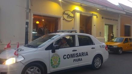 Dos asaltos en menos de 24 horas se registraron en Piura