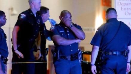 Dallas: sospechoso se atrincheró por horas y lanzó advertencias