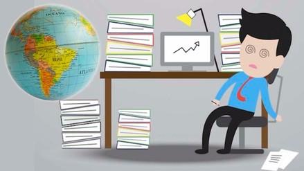 ¿En qué países del mundo se trabajan más y menos horas?