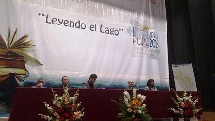 Inauguran primera feria del libro en la ciudad de Puno