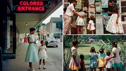 Diez históricas fotos del racismo vivido en Estados Unidos en el Siglo XX