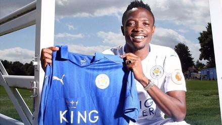 Leicester City: Ahmed Musa es nuevo refuerzo por 18.7 millones de euros