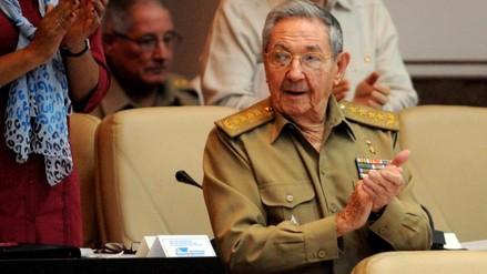Raúl Castro descartó colapso en la economía cubana