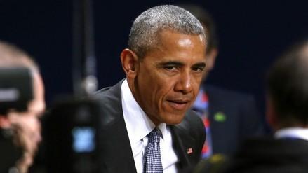 Obama acortó su visita a España por tiroteo en Dallas