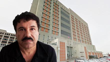 Así es la próxima cárcel del 'Chapo' Guzmán en Estados Unidos