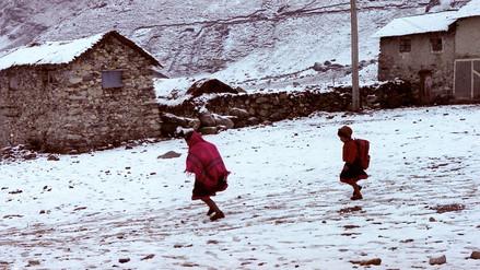Así sufre (realmente) el Perú y los peruanos el intenso friaje