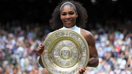 Video: Serena Williams ganó Wimbledon y logró su Grand Slam número 22