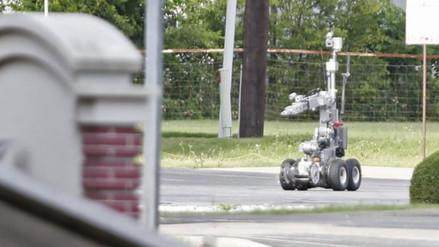 Este es el robot que la Policía de Dallas uso para abatir al francotirador