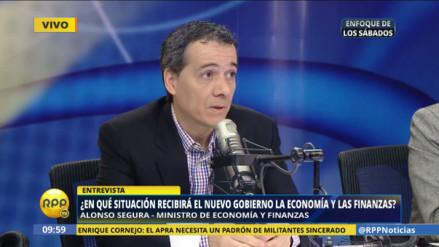Ministro de Economía: