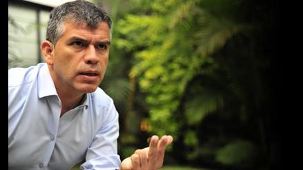 Julio Guzmán afirma que le pidieron US$600 mil para que JNE falle a su favor