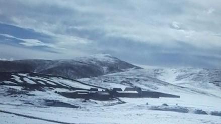 Pronostican descenso de temperaturas en zonas altas de Puno