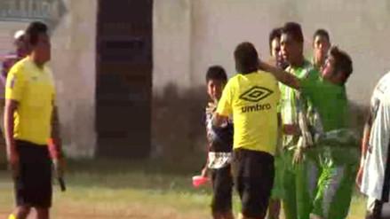 Policía tras los pasos de sujeto que agredió a árbitro en Oropesa