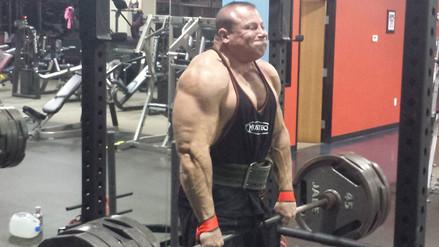 Facebook: así luce un campeón de halterofilia que cambió de sexo