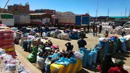 Incautan mercadería de contrabando valorizada en más de  S/. 3 millones