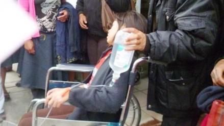 Huamachuco: 36 intoxicados por almuerzo en 'corte de mota'
