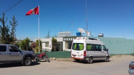 Conductores de minivan agredieron a dos inspectores de Sutran