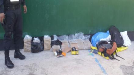 Incautan más de 500 cartuchos de dinamita en Cusco