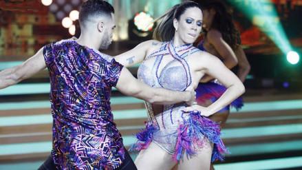 ¿Melissa Klug tiene romance con bailarín de