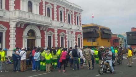 Trujillo: dirigente de sindicato de Segat tilda de soberbio a Elidio Espinoza