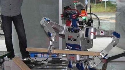 Robots se encargarán de la seguridad en Olimpiadas de Corea del Sur