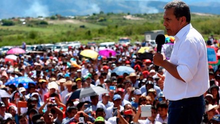 """Humala: """"Dejen de poner piedras a PPK por elección de ministros"""""""