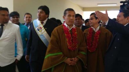 Presidente Ollanta Humala entregará resolución de creación del distrito de San Miguel