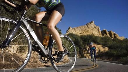 Cinco beneficios de montar bicicleta