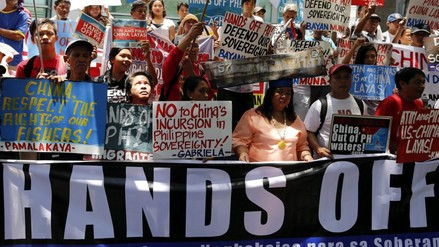 Corte de La Haya falló a favor de Filipinas en disputa con China
