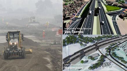 MML inicia construcción de nueva autopista Lima-Chosica y quedará así