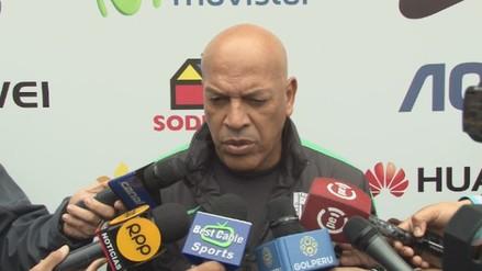 Roberto Mosquera: Óscar Vílchez es un jugador imprescindible