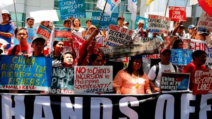 China no acatará el fallo de La Haya a favor de Filipinas