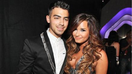 Demi Lovato y Joe Jonas están coqueteando y sus fans están felices