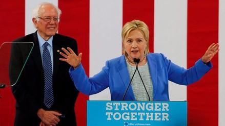 ¿Qué dijo Hillary Clinton sobre la violencia racial que vive EE.UU.?