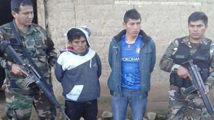 Recapturan a dos reos que fugaron de penal de La Oroya