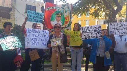 Piden liberación de policías que integrarían banda delictiva 'Los Cototos'