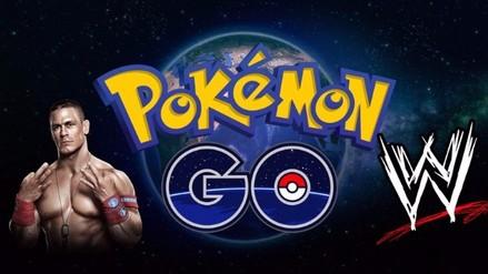 Twitter: sede de la WWE es un gimnasio en Pokémon GO