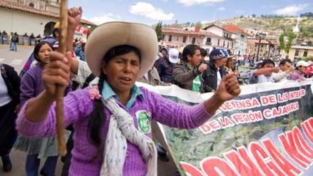 Conflictos mineros dejaron 50 muertos durante Gobierno de Ollanta Humala