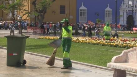 Trujillo: trabajadores del Segat reanudan labores tras levantar huelga