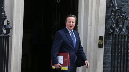 David Cameron en su despedida: