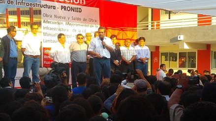 Humala insta a defender políticas sociales de su gobierno