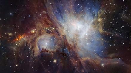 Una mirada a las entrañas de la nebulosa Orión
